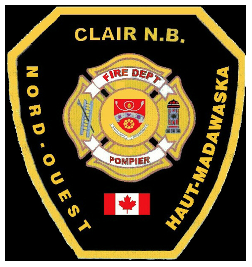 Brigade des incendies de Clair